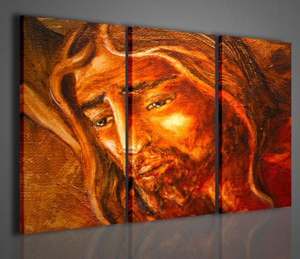 Quadri moderni quadri religiosi il messia arredamento for Quadri da arredamento moderno
