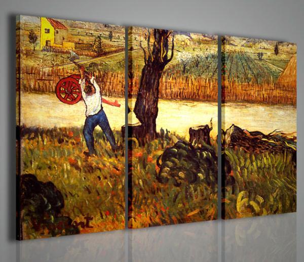 Quadri Moderni-Quadri Pittori Famosi-Vincent Van Gogh II ...