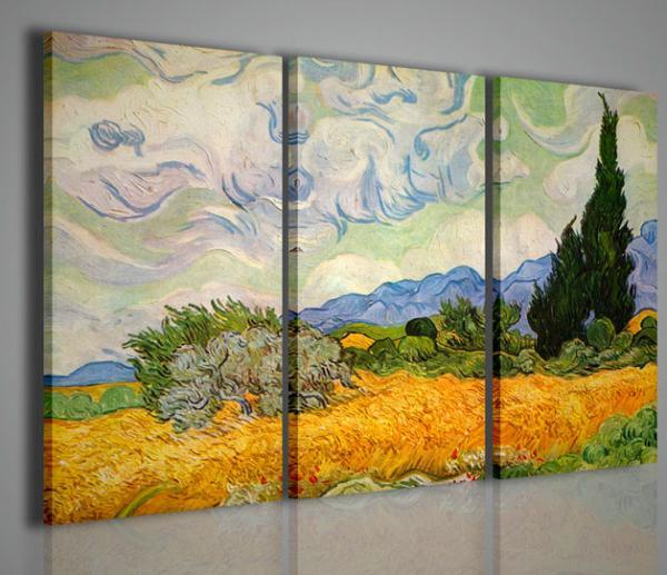 Vincent van gogh quadri moderni per arredamento casa for Quadri d arredo