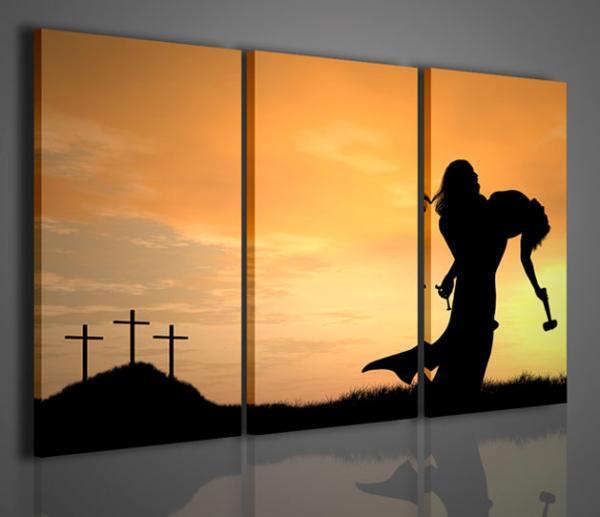 Quadri Moderni-Quadri Religiosi-Cristo | Arredamento moderno, Quadri ...