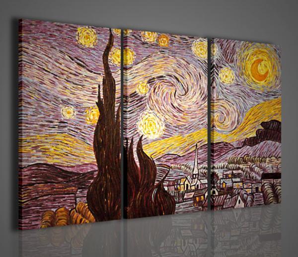 Quadri Moderni-Quadri Pittori Famosi-Vincent Van Gogh I  Arredamento moderno, Quadri moderni su ...