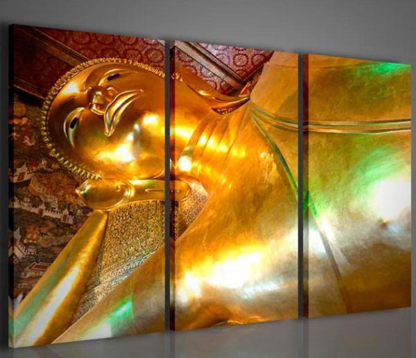 Quadri Moderni-Quadri Etnici-Buddha IV | Arredamento moderno, Quadri ...