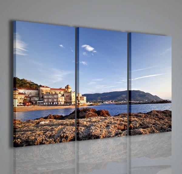 Quadri Moderni-Quadri di Natura e Paesaggi-Santa Maria di Castellabate  Arredamento moderno ...
