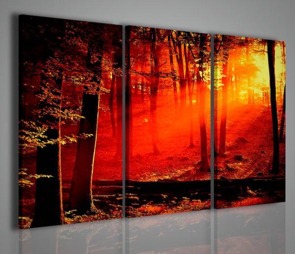 Quadri moderni quadri di natura e paesaggi undercolor ii for Quadri arte moderna astratti