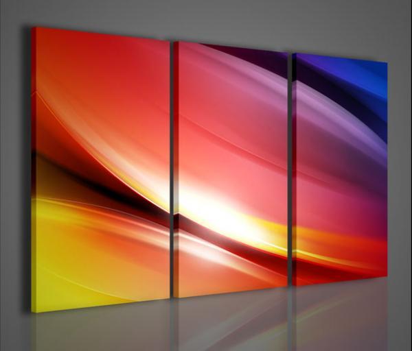 Quadri moderni quadri astratti colors arredamento for Pittori astratti moderni
