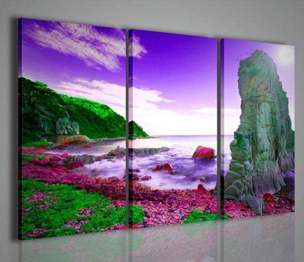 Quadri Moderni-Quadri di Natura e Paesaggi-Summer Rock ...