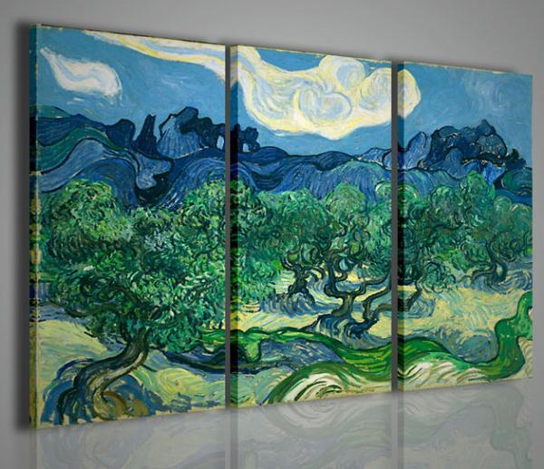 Quadri Moderni-Quadri Pittori Famosi-Vincent Van Gogh III ...