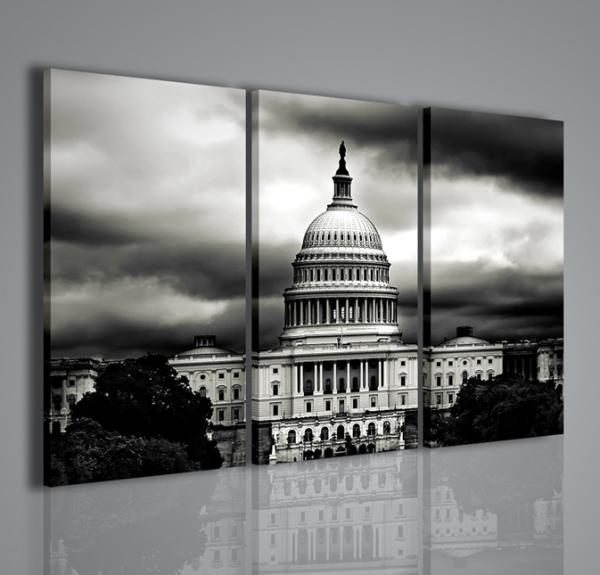 Quadri Moderni-Quadri di Città-United States of America ...