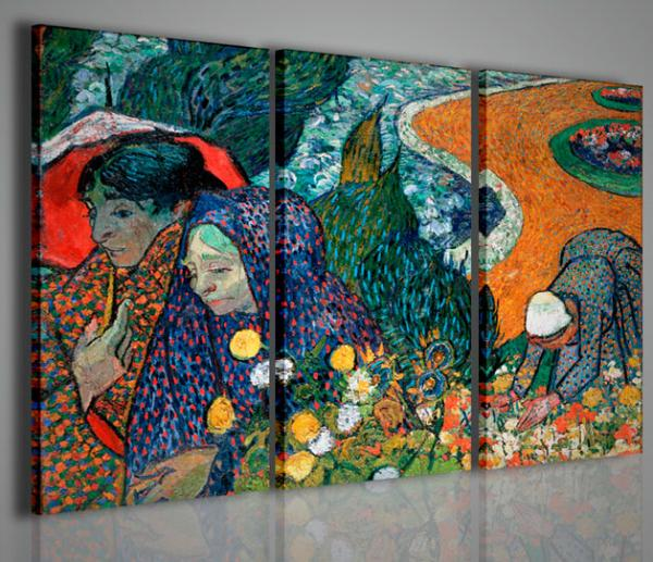 Quadri moderni quadri pittori famosi vincent van gogh v for Quadri astratti immagini