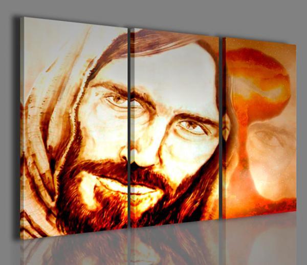 Quadri moderni quadri religiosi ges la speranza for Quadri per soggiorni moderni