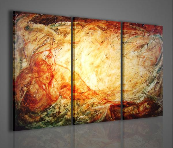 Quadri moderni quadri astratti tenerezza arredamento for Quadri astratti famosi