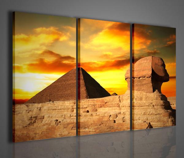 Quadri Moderni-Quadri Etnici-Pyramid | Arredamento moderno, Quadri ...
